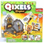 qixels - kingdoms weapons workshop - Kreativitet