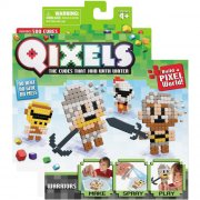 qixels - theme refill pack - warrios - Kreativitet