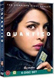 quantico - sæson 1 - DVD
