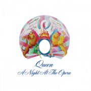 queen - a night at the opera - remastered - cd