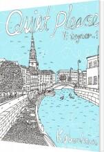 quiet please - vi tegner københavn - bog