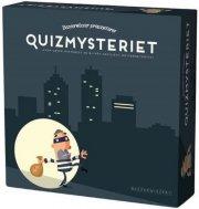 quizmysteriet - årets familiespil 2013 - Brætspil