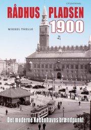 rådhuspladsen 1900 - bog