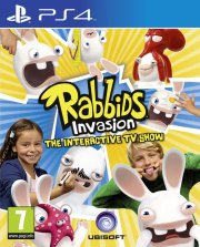 rabbids invasion - the interactive tv show - PS4