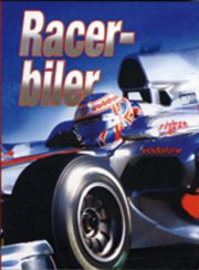racerbiler - bog