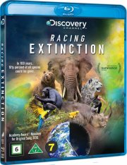 discovery channel - racing extinction  - Blu-Ray