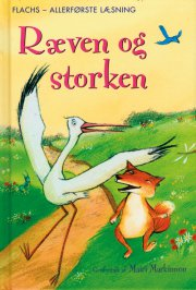 ræven og storken - bog