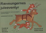ræveungernes juleeventyr - bog