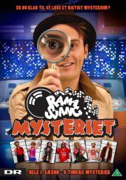 ramasjang mysteriet - sæson 1 - DVD