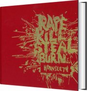 rape kill steal burn - bog