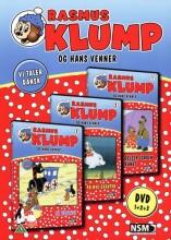 rasmus klump - boks 1 - DVD