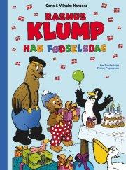 rasmus klump har fødselsdag - bog