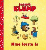 rasmus klump - mine første år - bog