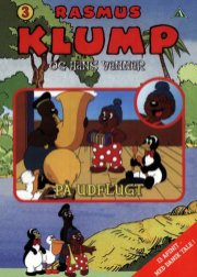 rasmus klump og hans venner - på udflugt - DVD