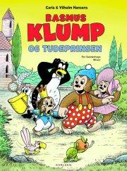rasmus klump og tudeprinsen - bog