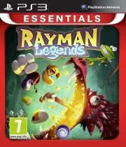 rayman legends (uk/nordic) - PS3
