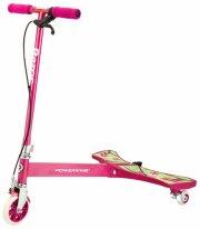 razor powerwing trehjulet løbehjul - pink - Udendørs Leg