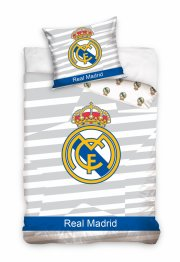 real madrid sengetøj / sengesæt - merchandise - 140x200cm - Merchandise