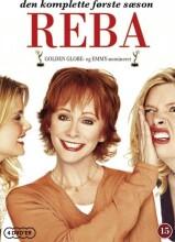 reba - sæson 1 - DVD