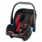 recaro privia - autostol / bilstol - rød - Babyudstyr