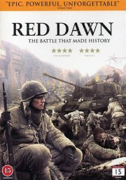 red dawn - the battle that made history  - DVD
