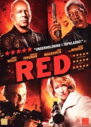red - retired extremely dangerous - DVD