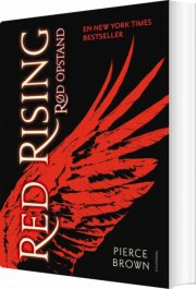 red rising 1 - rød opstand - bog