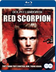 red scorpion  - Blu-Ray+Dvd