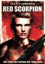 red scorpion - DVD