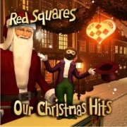red squares - our christmas hits - cd