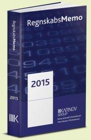 regnskabsmemo 2015 - bog