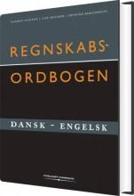 regnskabsordbogen dansk-engelsk - bog