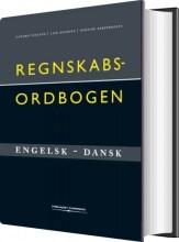 regnskabsordbogen engelsk-dansk - bog