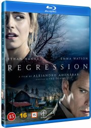 regression - Blu-Ray