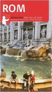 rejseguide med kort - rom - bog