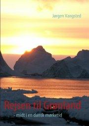 rejsen til grønland - bog
