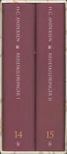 rejseskildringer i-ii - bog