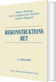 rekonstruktionsret - bog