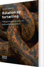 relation og fortælling - bog