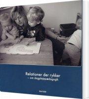 relationer der rykker - bog