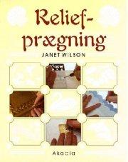 reliefprægning - bog
