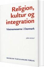 religion, kultur og integration - bog