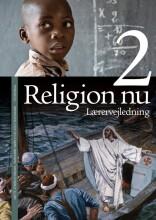 religion nu 2. lærervejledning - bog