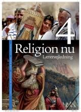 religion nu 4. lærervejledning - bog