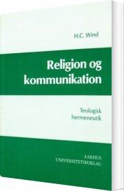 religion og kommunikation - bog