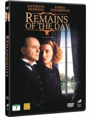 remains of the day - DVD