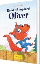 rend og hop med oliver - bog