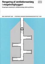 rengøring af ventilationsanlæg i etageboligbyggeri - bog