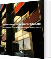 renovering af almene bebyggelser - bog