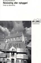 renovering eller nybyggeri - bog